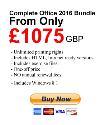 Microsoft Office 2016 prices